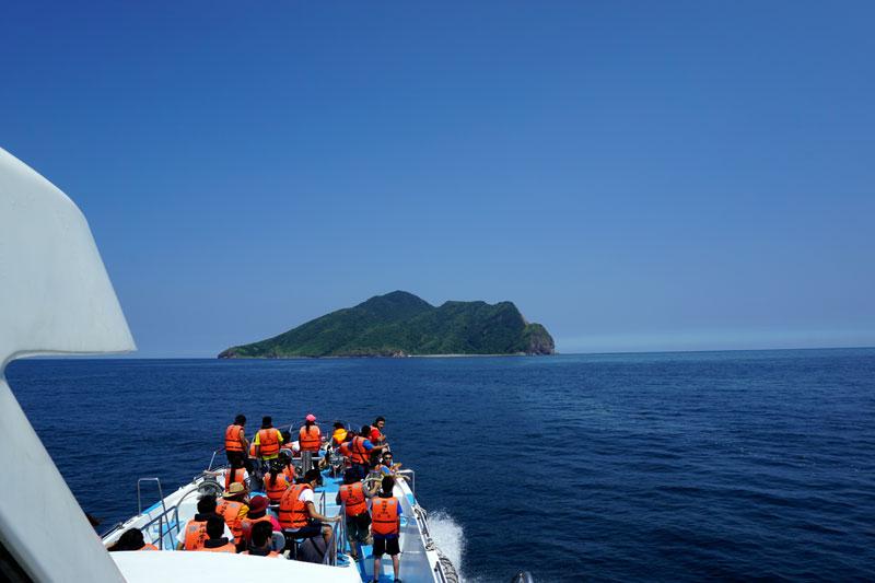 鯨夏假期之旅-賞鯨、登龜山島趣!